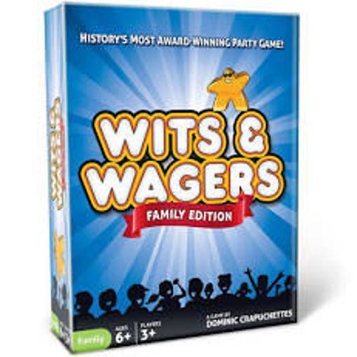 Picture of Wits and Wagers: Family