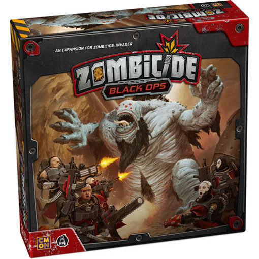 Picture of Zombicide: Invader - Black Ops Expansion