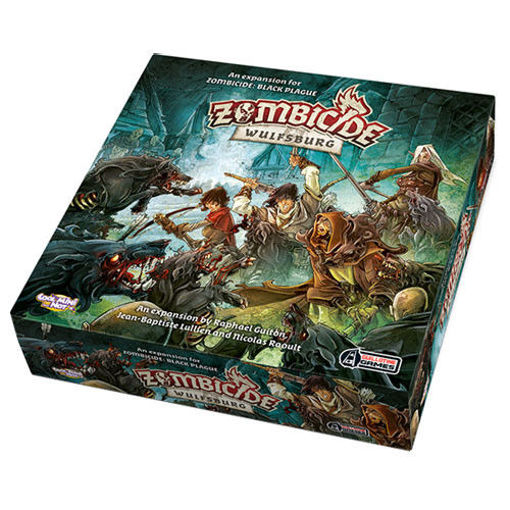 Picture of Zombicide: Wulfsburg