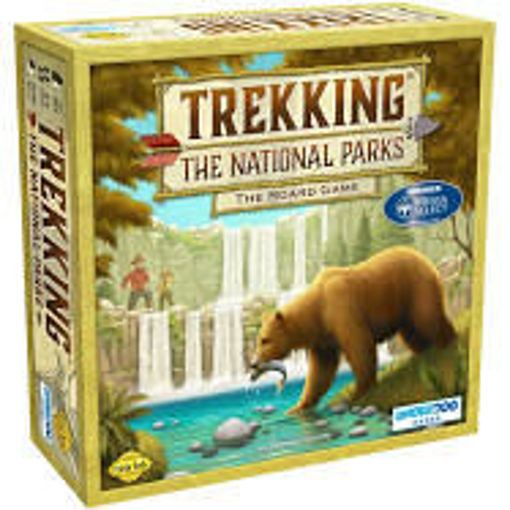 Picture of Trekking: The National Parks