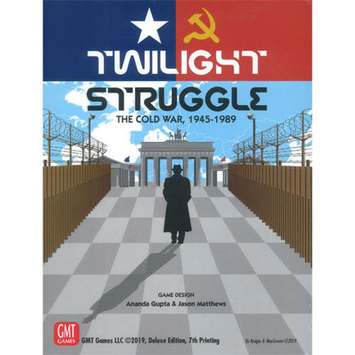 Picture of Twilight Struggle: The Cold War, 1945-1989