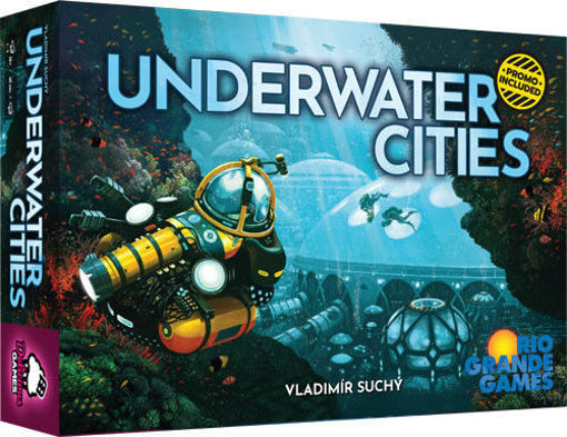 Picture of Underwater Cities
