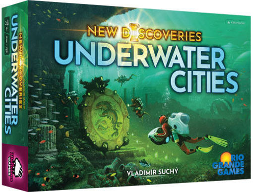 Picture of Underwater Cities: New Discoveries Expansion