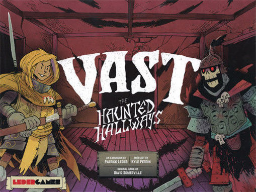 Picture of Vast: The Haunted Hallways Expansion