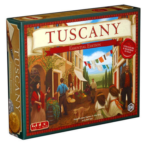 Picture of Viticulture: Tuscany Essential Edition
