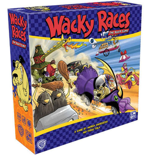 Picture of Wacky Races: The Board Game
