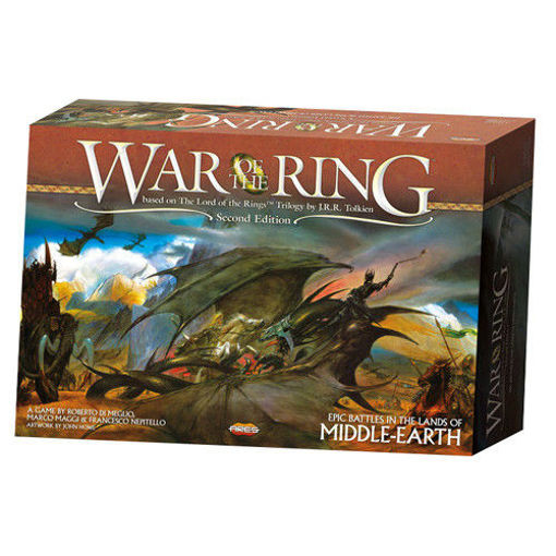 Picture of War of the Ring 2E