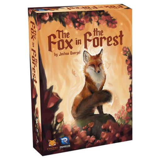 Picture of The Fox in the Forest