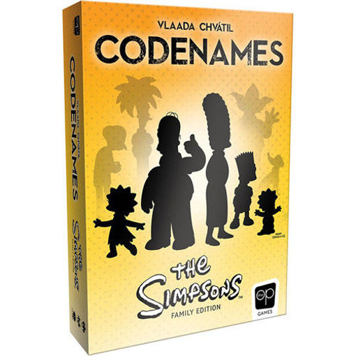 Picture of The Simpsons Codenames