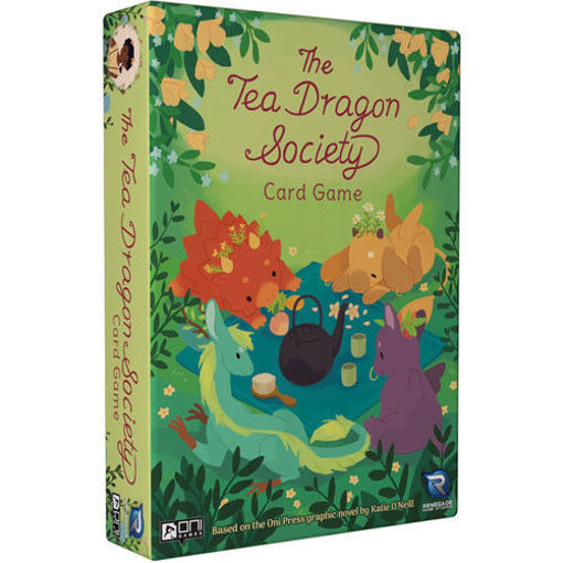 Picture of The Tea Dragon Society Card Game