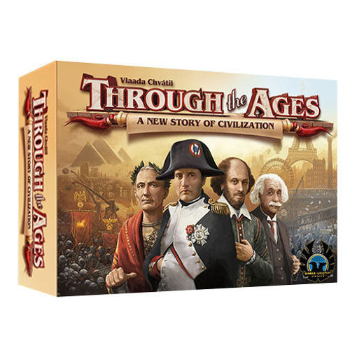 Picture of Through the Ages: A New Story of Civilization