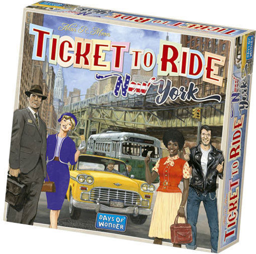 Picture of Ticket To Ride: New York