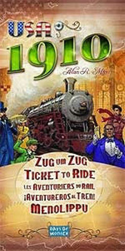 Picture of Ticket To Ride: USA 1910 Expansion