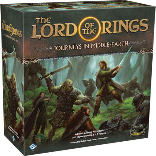 Picture of The Lord of the Rings: Journeys in Middle-earth