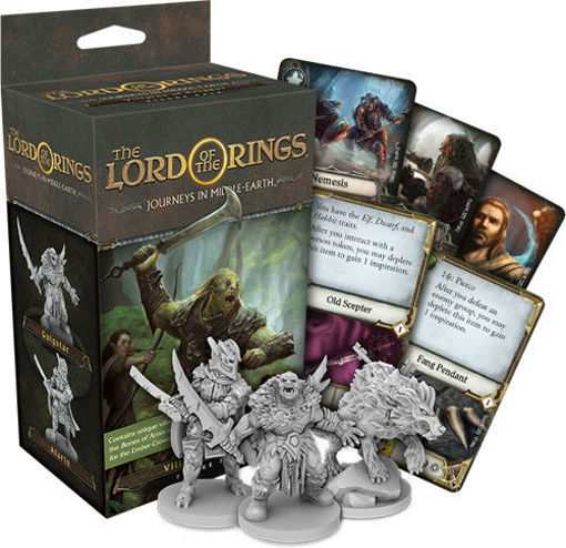 Picture of The Lord of the Rings: Journeys in Middle-earth - Villains of Eriador Figure Pack