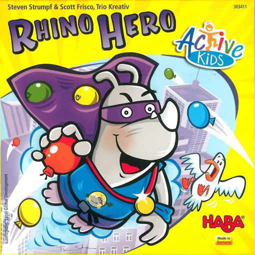 Picture of Rhino Hero Active Kids