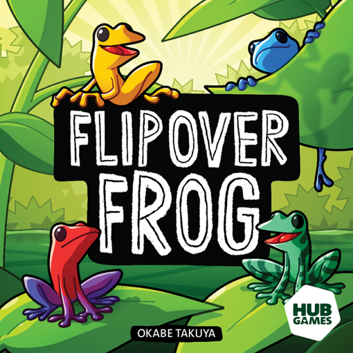 Picture of Flip Over Frog