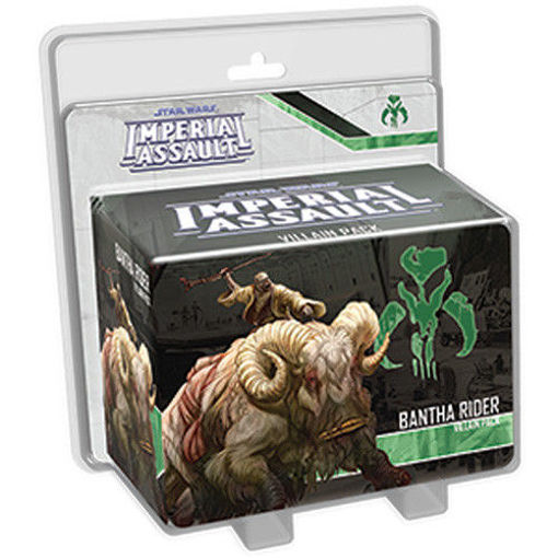 Picture of Star Wars Imperial Assault: Bantha Rider Villain Pack