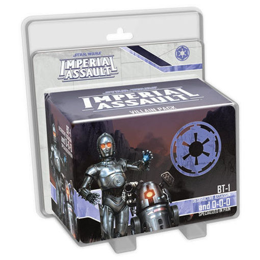 Picture of Star Wars Imperial Assault: BT-1 and 0-0-0 Villain Pack
