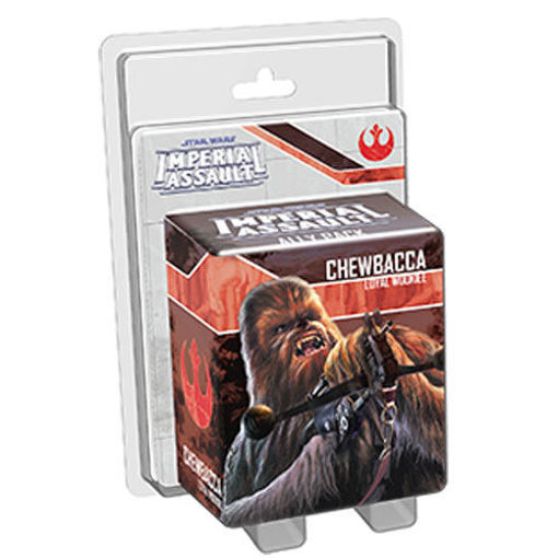 Picture of Star Wars Imperial Assault: Chewbacca Ally Pack