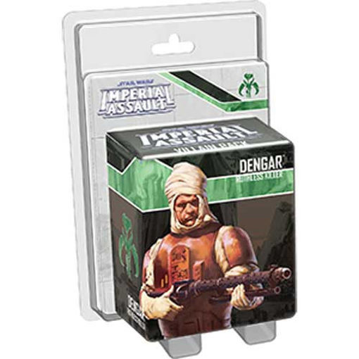 Picture of Star Wars Imperial Assault: Dengar Villain Pack