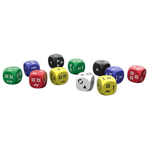 Picture of Star Wars Imperial Assault: Dice Pack