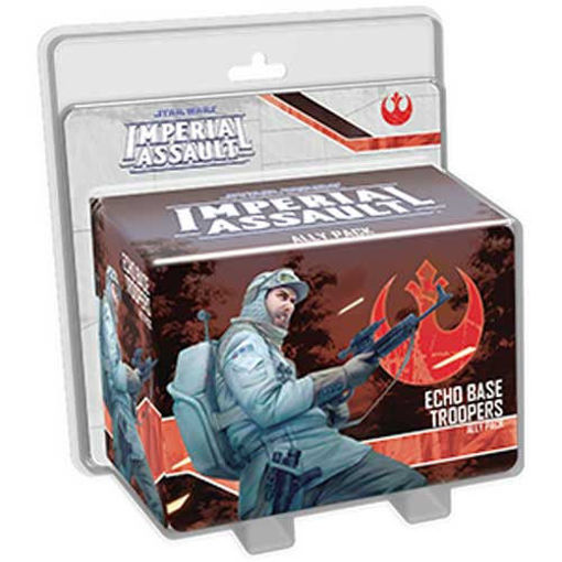 Picture of Star Wars Imperial Assault: Echo Base Troopers Ally Pack