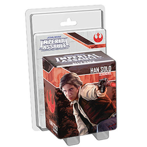 Picture of Star Wars Imperial Assault: Han Solo Ally Pack