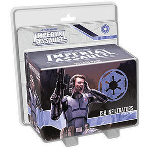 Picture of Star Wars Imperial Assault: ISB Infiltrators Villain Pack