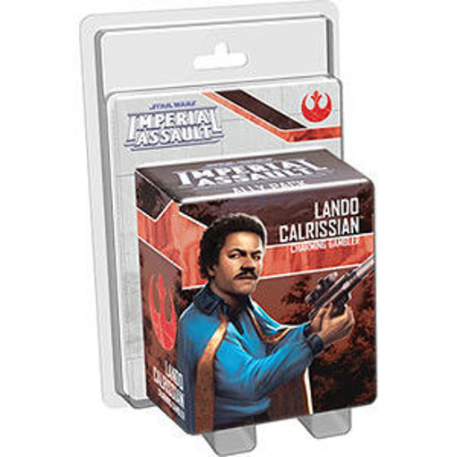 Picture of Star Wars Imperial Assault: Lando Calrissian Ally Pack