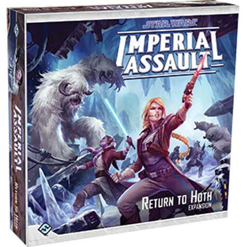 Picture of Star Wars Imperial Assault: Return to Hoth Campaign Expansion