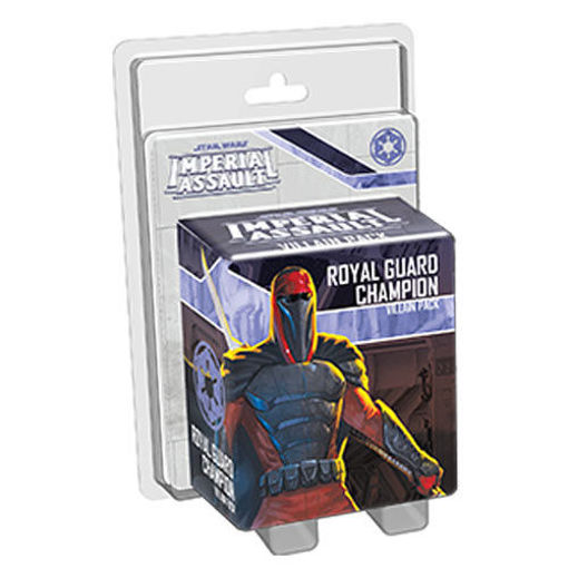 Picture of Star Wars Imperial Assault: Royal Guard Champion Villain Pack