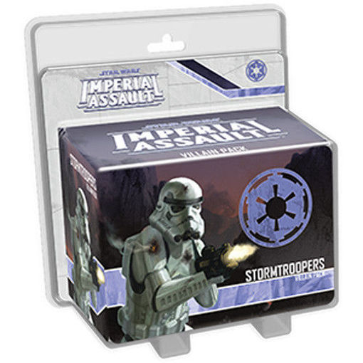 Picture of Star Wars Imperial Assault: Stormtroopers Villain Pack