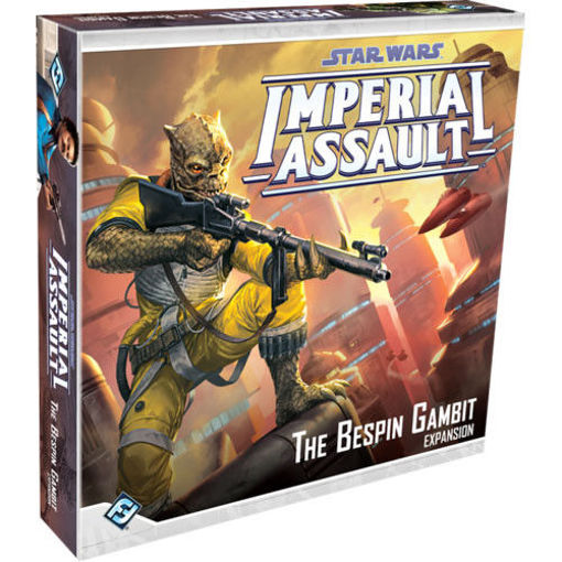 Picture of Star Wars Imperial Assault: The Bespin Gambit Expansion