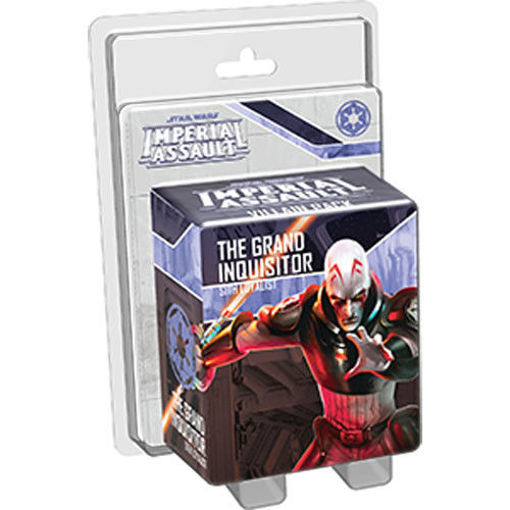 Picture of Star Wars Imperial Assault: The Grand Inquisitor Villain Pack