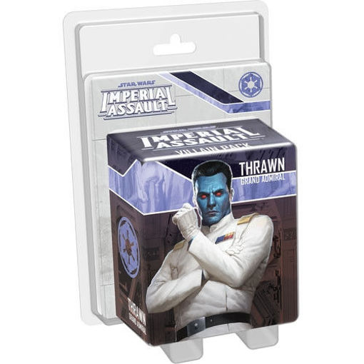Picture of Star Wars Imperial Assault: Thrawn Villain Pack