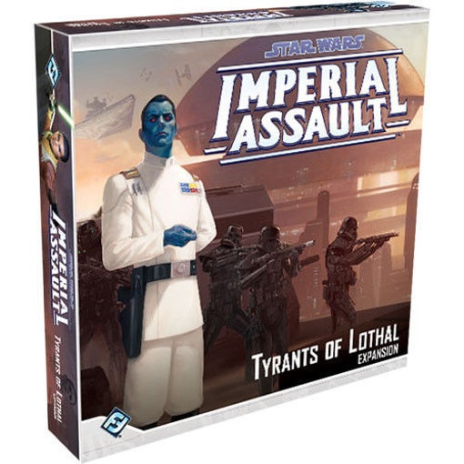 Picture of Star Wars Imperial Assault: Tyrants of Lothal Expansion