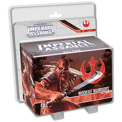 Picture of Star Wars Imperial Assault: Wookiee Warriors Ally Pack