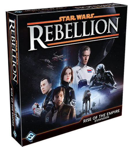 Picture of Star Wars Rebellion: Rise of the Empire Expansion