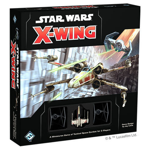 Picture of Star Wars X-Wing: 2nd Edition - Core Set