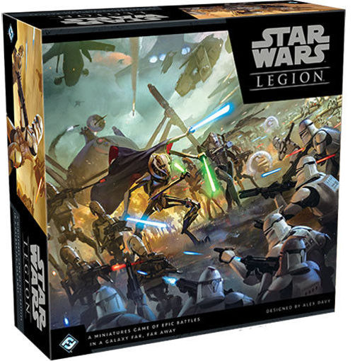 Picture of Star Wars: Legion - Clone Wars Core Set