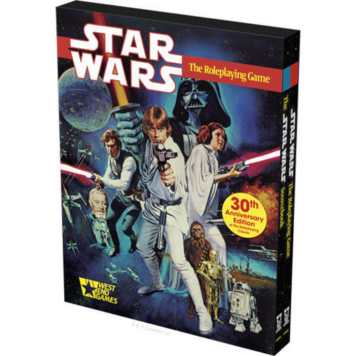 Picture of Star Wars: The Roleplaying Game 30th Anniversary Edition