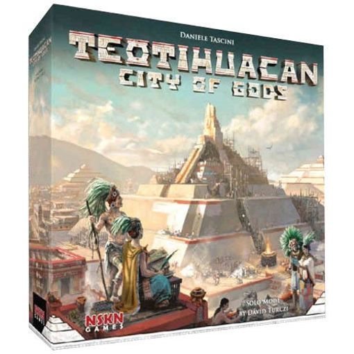 Picture of Teotihuacan: City of Gods