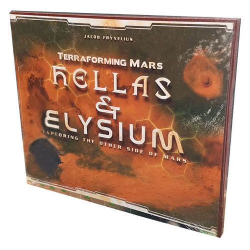 Picture of Terraforming Mars: Hellas and Elysium Expansion