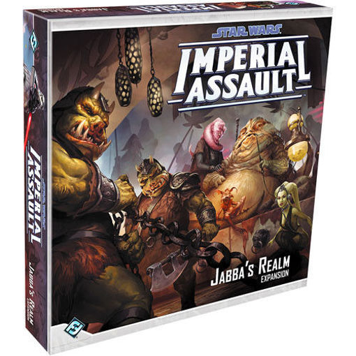 Picture of Star Wars Imperial Assault: Jabba`s Realm Campaign Expansion