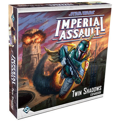 Picture of Star Wars Imperial Assault: Twin Shadows Expansion