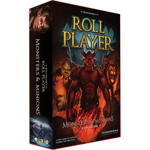 Picture of Roll Player: Monsters & Minion
