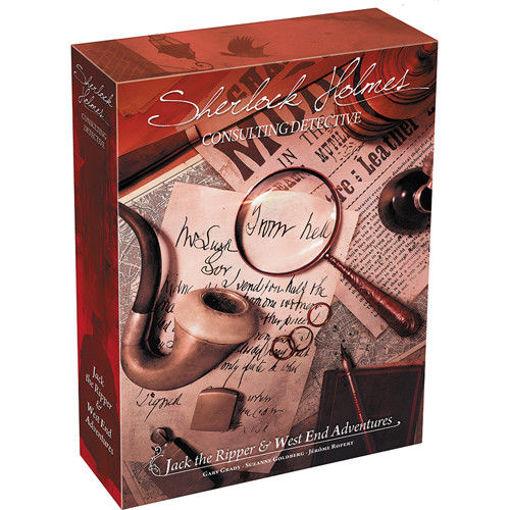 Picture of Sherlock Holmes: Consulting Detective - Jack the Ripper and West End Adventures