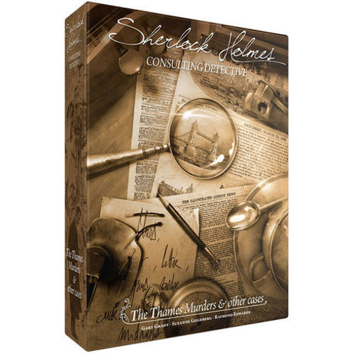 Picture of Sherlock Holmes: Consulting Detective - The Thames Murders and Other Cases