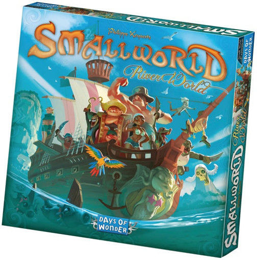 Picture of Small World: River World Expansion